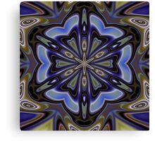 Soft Purple Kalid 2000 Canvas Print