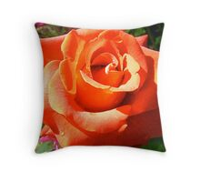 Shining Light. Throw Pillow