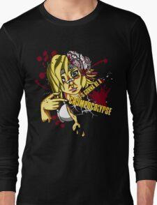 CRUMPETTTTSSSS! Long Sleeve T-Shirt