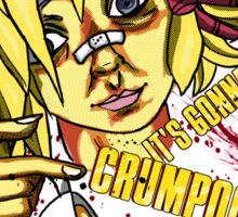 CRUMPETTTTSSSS! Sticker