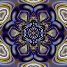 Soft Purple Kalid by Hugh Fathers
