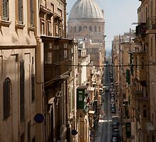 Valletta by AlexSaunders