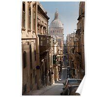 Valletta Poster