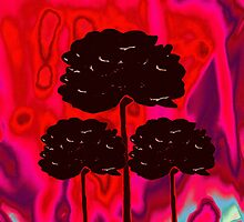 Poppies that Pop by Kadwell