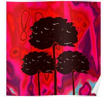 Poppies that Pop Poster