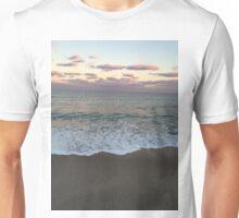Beach at Sunset Unisex T-Shirt