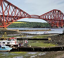 North Queensferry by Jeremy Lavender Photography
