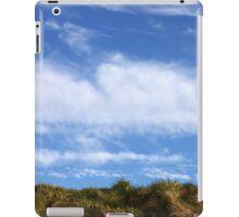 Above, the sky iPad Case/Skin