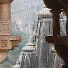 Temple Archway, Chittorgarh, Rajasthan, India by RIYAZ POCKETWALA