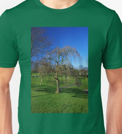 In the park Unisex T-Shirt
