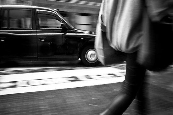 Black Cab by Alastair Humphreys
