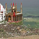 Festival Remnants, Balasinor, Gujurat, India by RIYAZ POCKETWALA