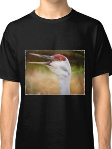 Bird Art - Look Who's Talking Classic T-Shirt