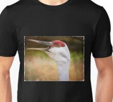 Bird Art - Look Who's Talking Unisex T-Shirt