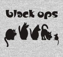 Black ops Kids Tee