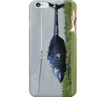 Bell Jet Ranger 206B iPhone Case/Skin