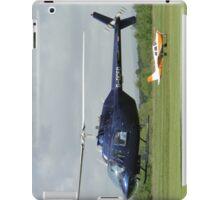 Bell Jet Ranger 206B iPad Case/Skin