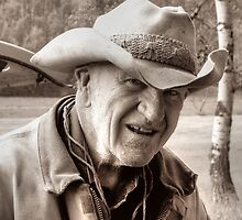 Cattle Rancher by PrairieRose