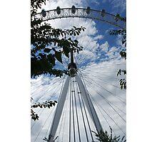 Landmark Eye Photographic Print