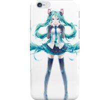 Miku Hatsune iPhone Case/Skin