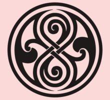 Seal of Rassilon  Kids Tee
