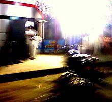 blurred brightly by sudarshana