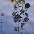 sunflowers by DiJin