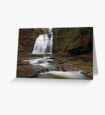 Rexford Falls Greeting Card