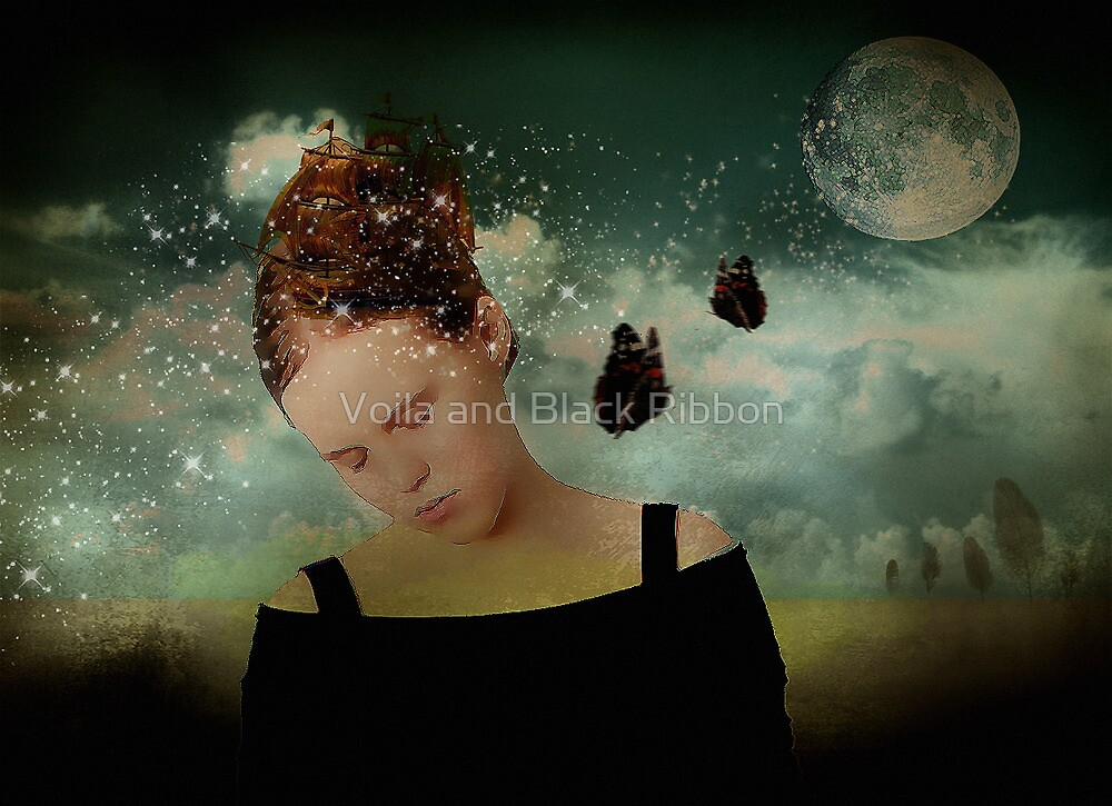 Inspiration by Voila and Black Ribbon