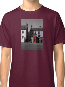 Red With A Hint Of Blue Classic T-Shirt