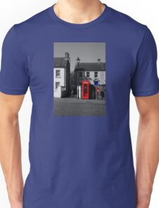 Red With A Hint Of Blue Unisex T-Shirt
