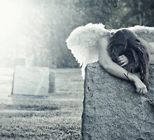 Mourning Angel by April Koehler