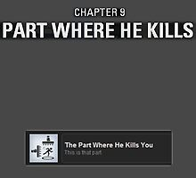 The Part Where He Kills You by Kali Opal