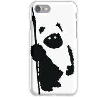 Ewok Silhouette iPhone Case/Skin