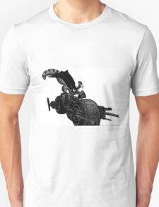 The Dark Nut Rises Unisex T-Shirt