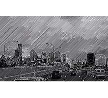 Philadelphia,downtown. Photographic Print