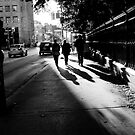 Shadow People by Mena Assaily