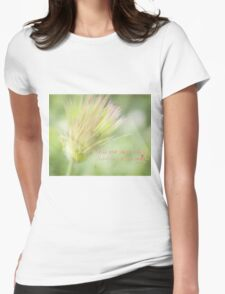 The Breathings Of Your Heart - Inspirational Art T-Shirt