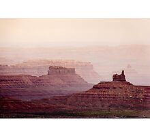 Valley of the Gods Photographic Print