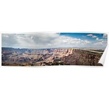 Grand Canyon Panorama 2 Poster
