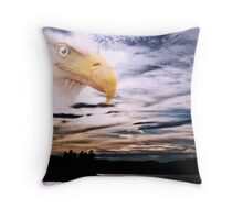 Reminiscence Of Days Past Throw Pillow