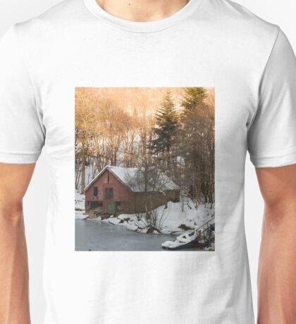 'tŷ cwch' Unisex T-Shirt