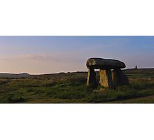 Lanyon Quoit Photographic Print
