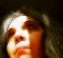 Maid of Constant Sorrow (Self-Portrait) by RC deWinter