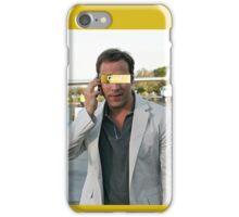 305 Gold iPhone Case/Skin