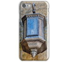 Old Light Fixture on Church iPhone Case/Skin