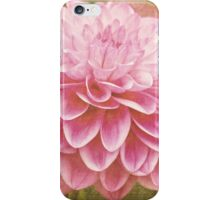 Beauty Awakens Vintage Art iPhone Case/Skin