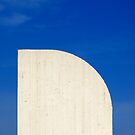Architectural Detail at Miro Foundation, Barcelona (Spain)  by Petr Svarc