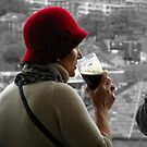 Red hat and The Pint by Katarina Kuhar