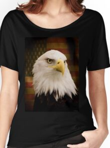 May Your Heart Soar Like An Eagle Women's Relaxed Fit T-Shirt